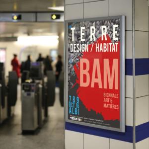 Bam affiche