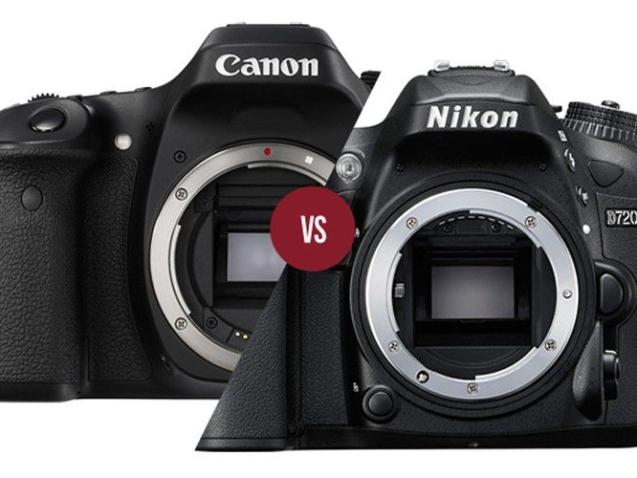 Canon Nikon